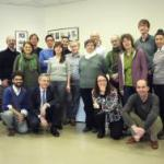 Part of the DiDIY team, after a project meeting