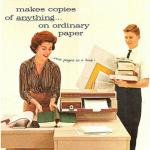 Ad for the Xerox 914